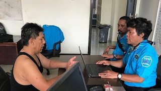 Anggota DPRD Nasdem Berkali-kali Selundupkan Sabu Malaysia-RI