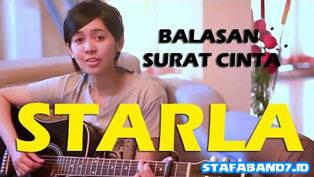download lagu Balasan Surat Cinta Untuk Starla mp3