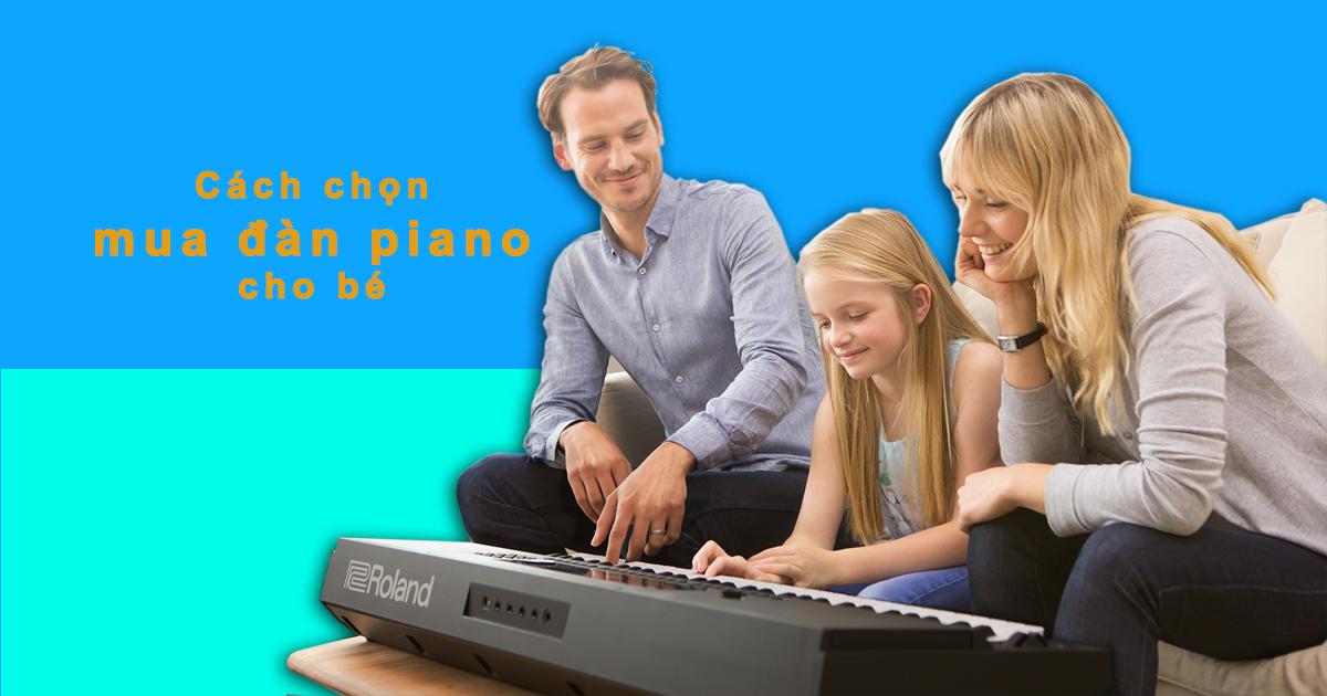 Nên mua đàn organ Yamaha nào cho bé khi mới học