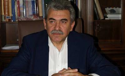Ο Τριαντάφυλλος Αλμπάνης αναδείχθηκε Πρύτανης στο Πανεπιστήμιο Ιωαννίνων.