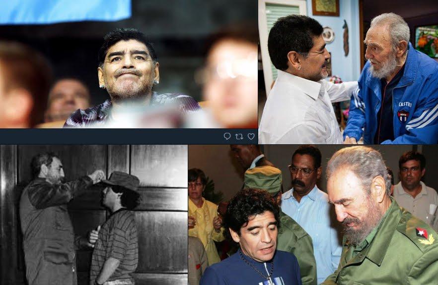 Maradona potrebbe avere vari figli segreti a Cuba