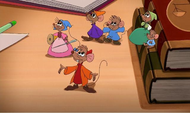 The mice Cinderella II: Dreams Come True 2002 animatedfilmreviews.filminspector.com