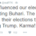 Karma Caught Up With Obama, Fani Kayode Says