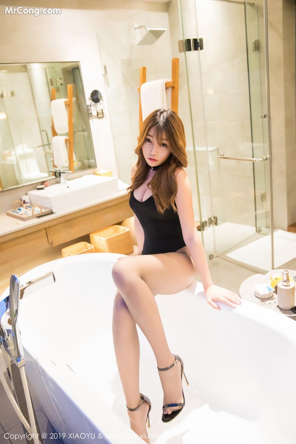 Image XiaoYu-Vol.073-Booty-Zhizhi-MrCong.com-002 in post XiaoYu Vol.073: Booty (芝芝) (63 ảnh)