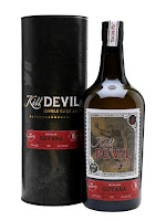 Kill Devil – Guyana – Pot Still - Diamond – 8 ans – 59,3 %