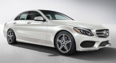 Mercedes Benz C-Class Exterior