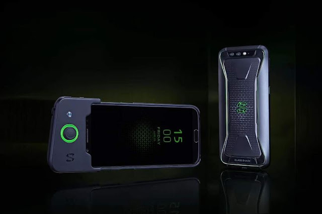 spesifikasi lengkap Xiaomi Black Shark