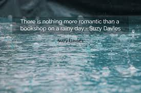most romantic rainy day quotes