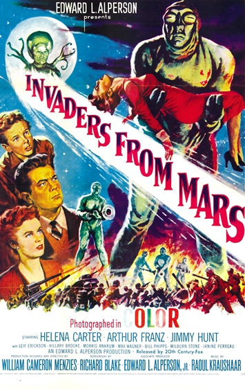 martians invaders from mars 1953 - photo #31