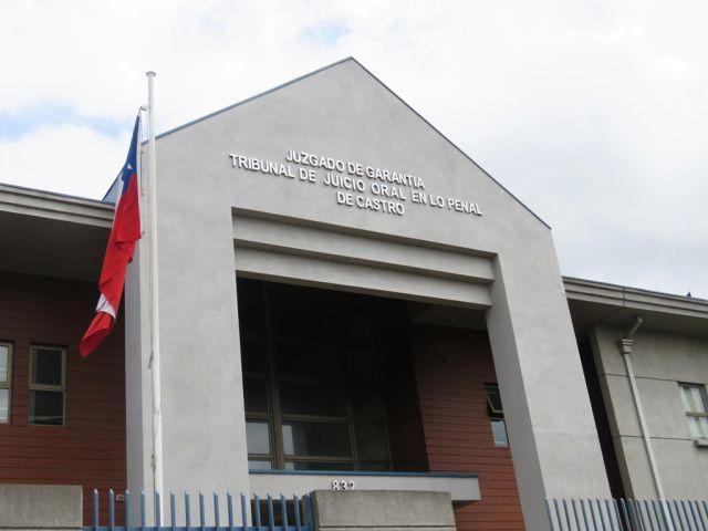 Tribunal de Juicio Oral en lo Penal de Castro