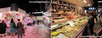 Mercado Víctor Hugo en Toulouse