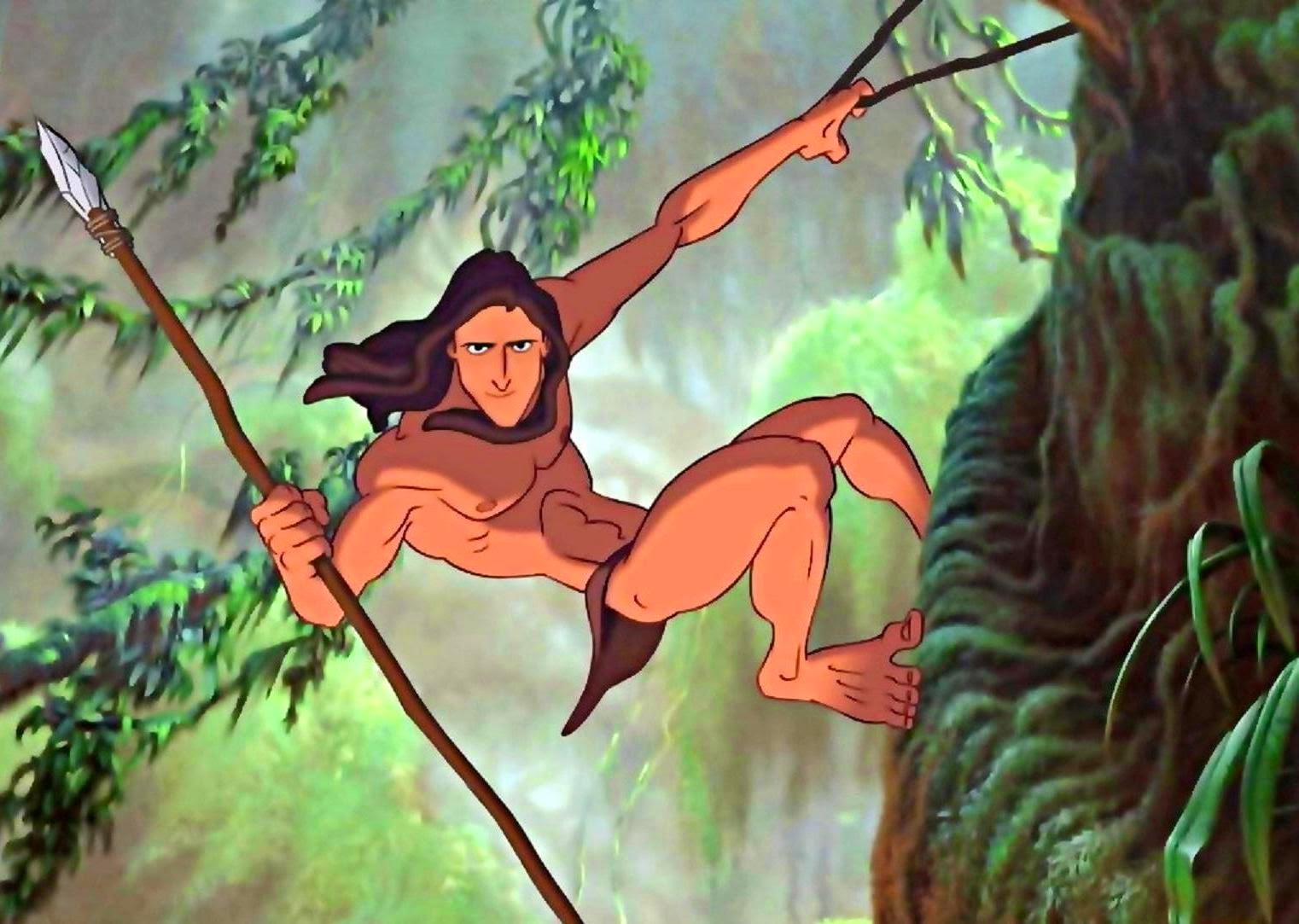 Disney hd wallpapers tarzan jane hd wallpapers - Tarzan wallpaper ...
