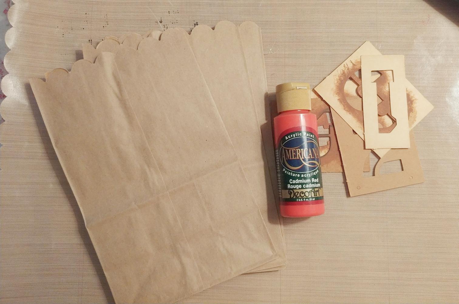 stencil supplies