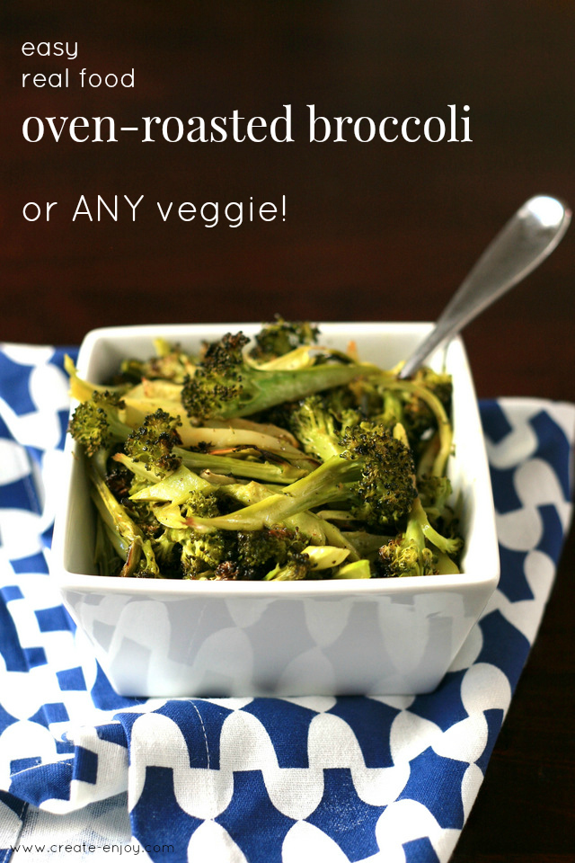 Real food recipes create enjoy how to bake anything savory roasted veggies forumfinder Images