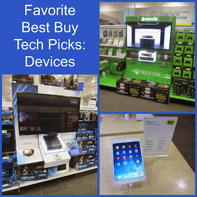 Favorite Best Buy Tech Picks: Devices #onebuyforall #shop