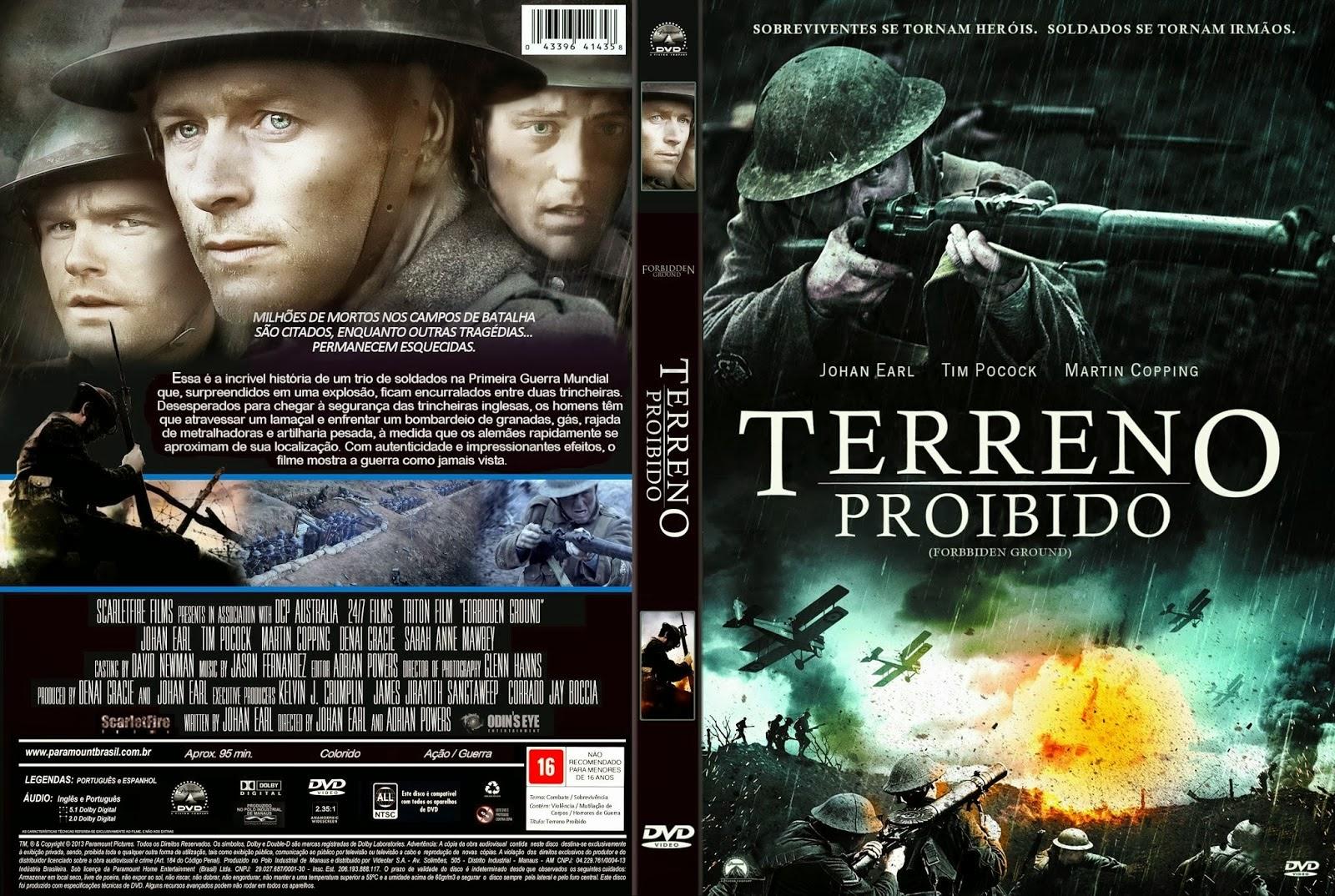 Poster do filme Terreno Proibido