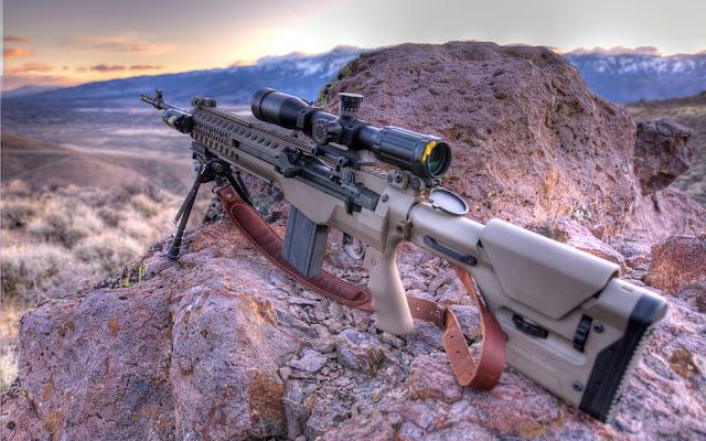 Inilah Daftar 10 Senjata Terbaik & Mematikan PUBG Mobile