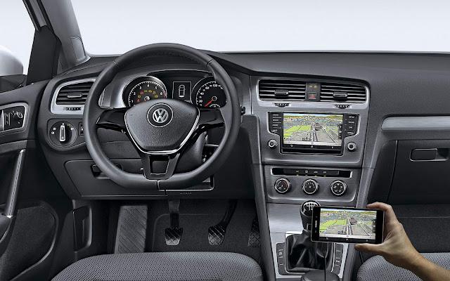 VW Golf Comfortline 2017 TSI 1.0 Automático