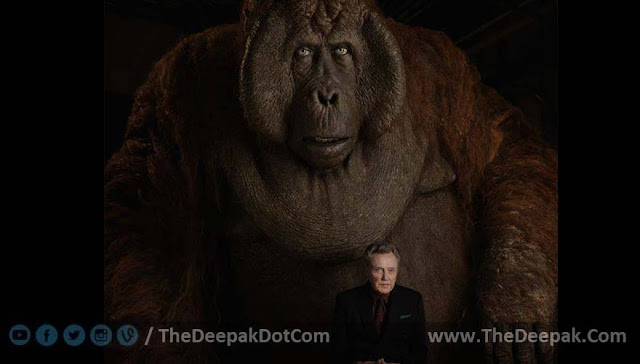 The Jungle Book 05 - King Louie The Ape Voiced by Christopher Walken