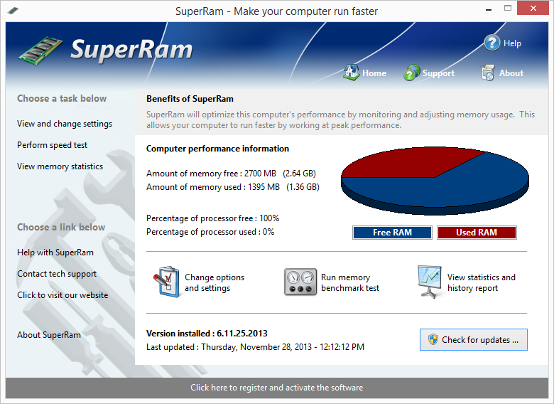 Get SuperRam 6 Serial