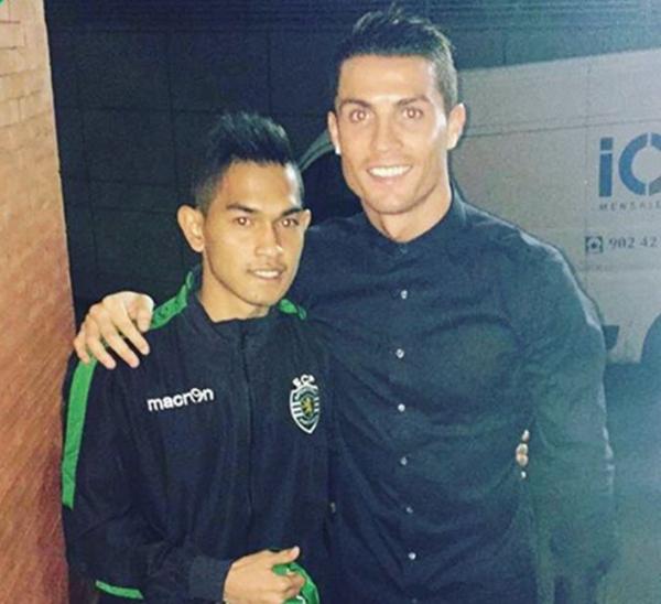WOW! Anak Angkat Cristiano Ronaldo Mampu Alunkan Ayat Al-Quran Dengan Merdu Sekali