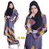 15+ Contoh Gambar Model Baju Kurung Batik Terbaru