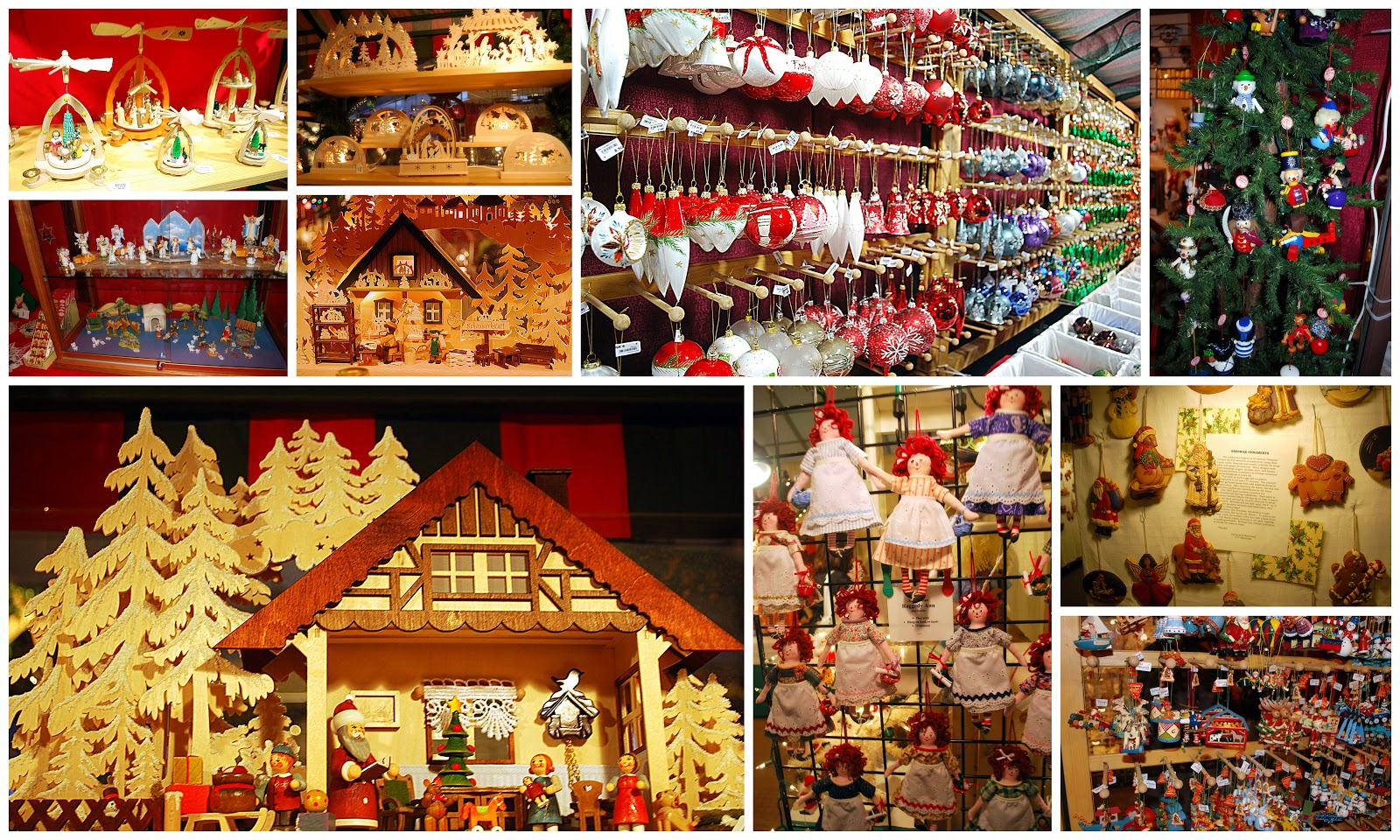 Mille Fiori Favoriti Christmas City Bethlehem