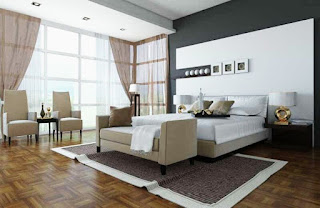 Romantic Bedroom design tips for small size