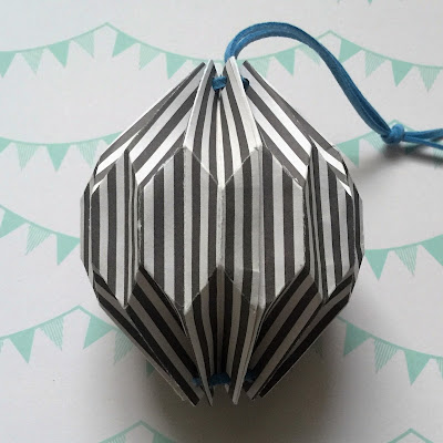 Origami Lantern gallery.  Tutorial using Silhouette Cameo by Nadine Muir from Silhouette UK Blog