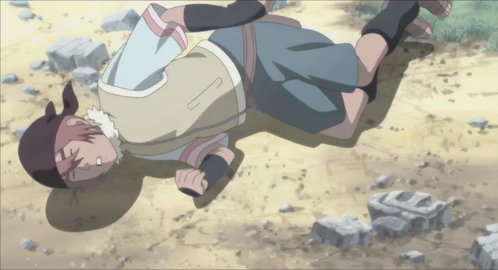 Anime Feet: Naruto Shippuden Movie 2: Bonds: Amaru