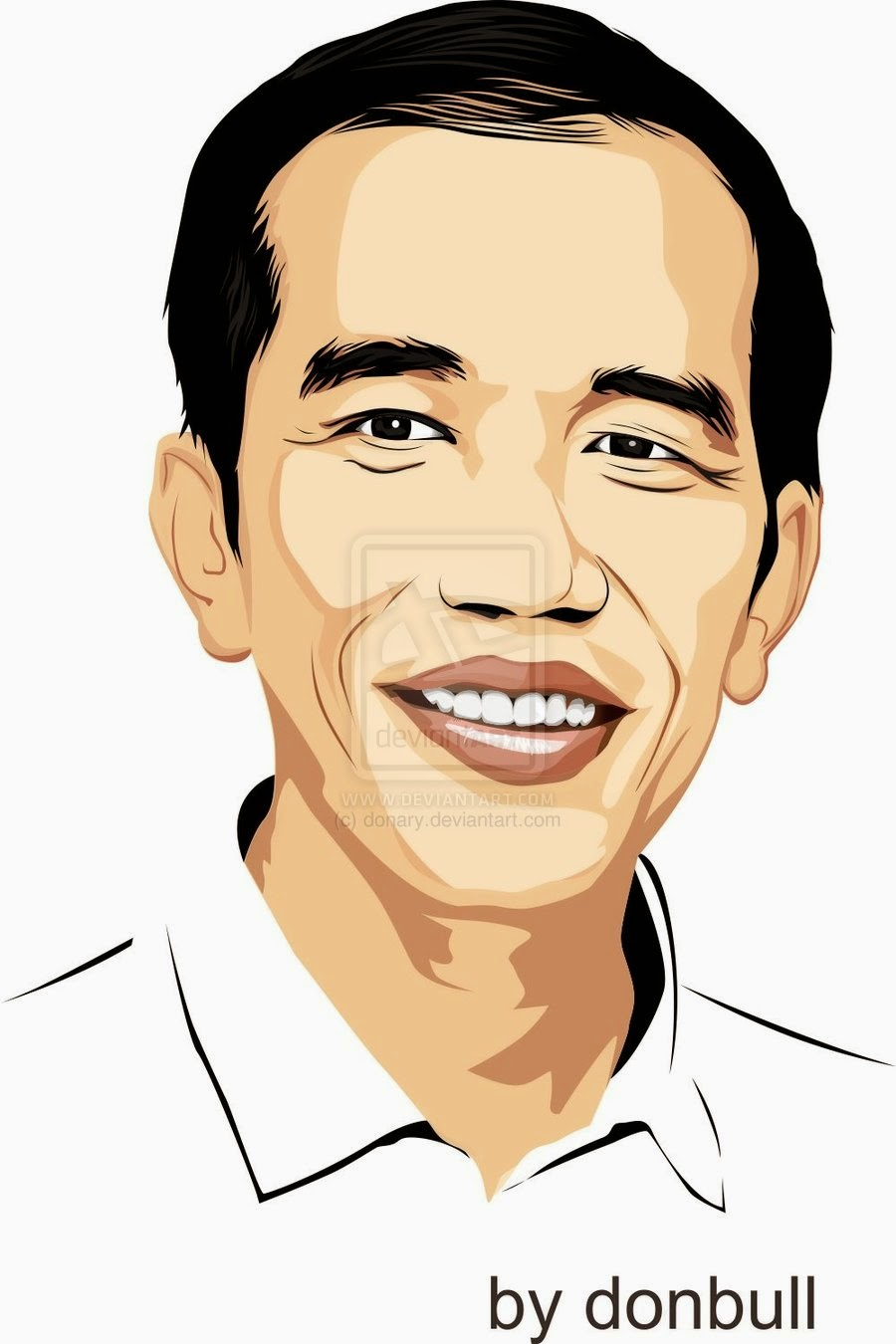 Jokowi Karikatur