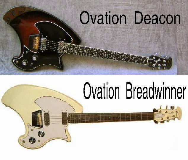 The Unique Guitar Blog: October 2010