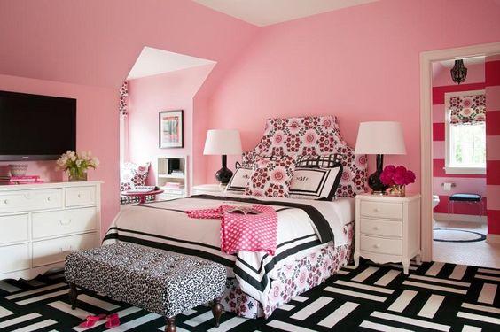 Trang trí phòng ngủ theo phong cách Hàn Quốc 04