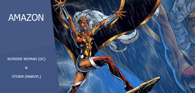 Amazon (Princess Ororo of Themiscyra) dalam Amalgam Universe