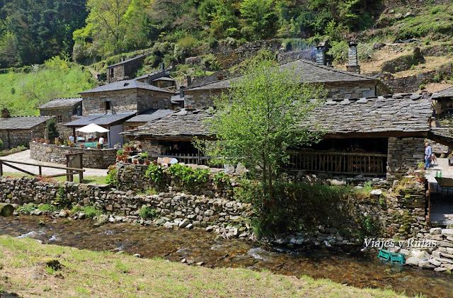 As Veigas, Ruta del Agua, Taramundi, Asturias