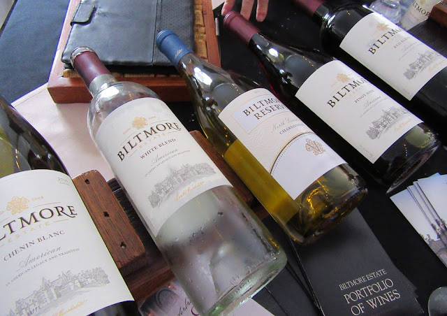 Biltmore Estate wines at SAVOR Blowing Rock's Grand Tasting.