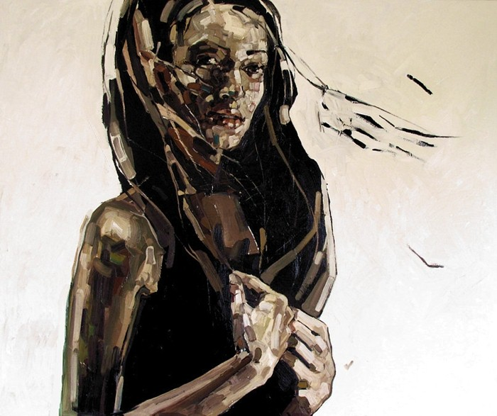 Движущая сила искусства. Anna Bocek 17