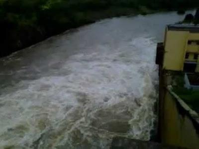 oyan dam river opening