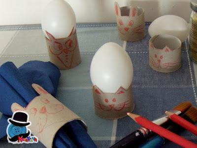 decoriamo le uova con i bambini