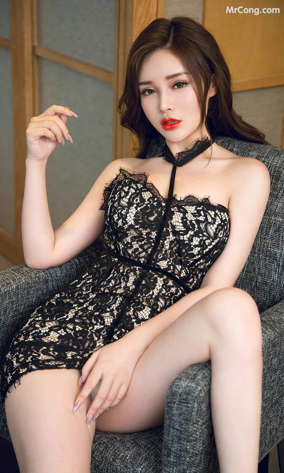 UGIRLS – Ai You Wu App No.1601: Chen Yu Xi (陈宇曦) (34P)