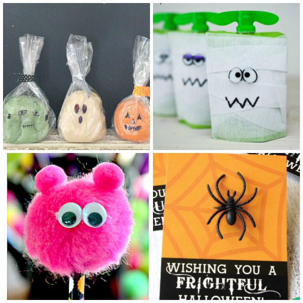 35 NON CANDY HALLOWEEN TREATS FOR KIDS- such creative ideas!