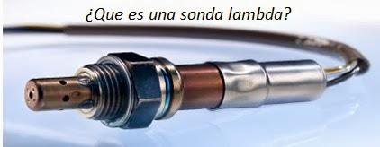 ¿que es una sonda lambda?