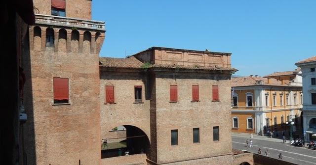 Cosa vedere a Ferrara - A (s)passo di bimbo