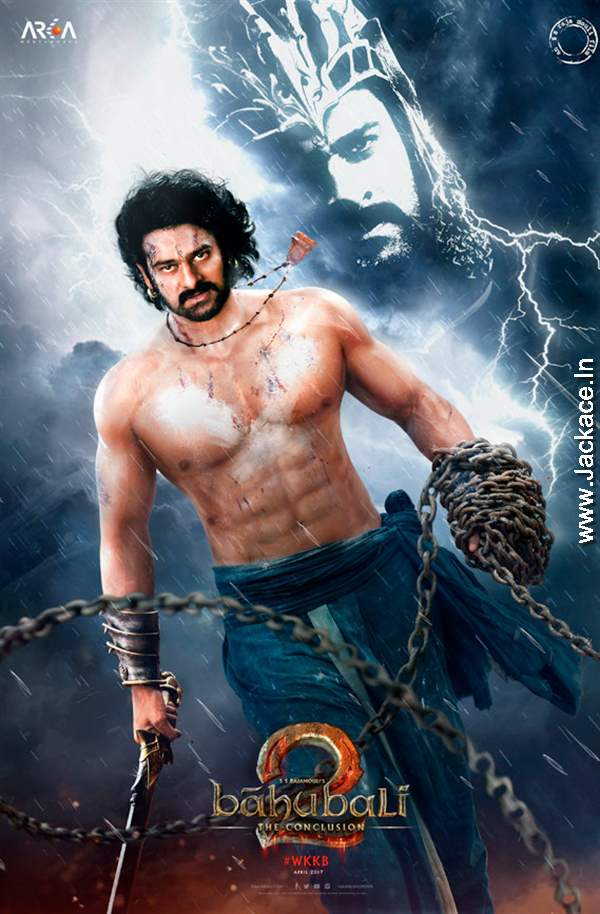 Baahubali 2: The Conclusion First Look Poster 1