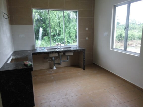 rekaan dapur untuk marble tile dapur