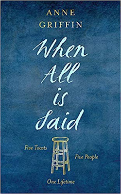 When All is Said by Anne Griffin UK book cover