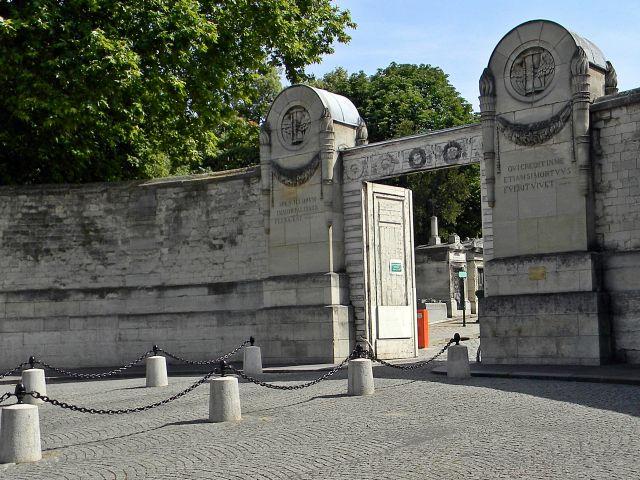 paryski cmentarz