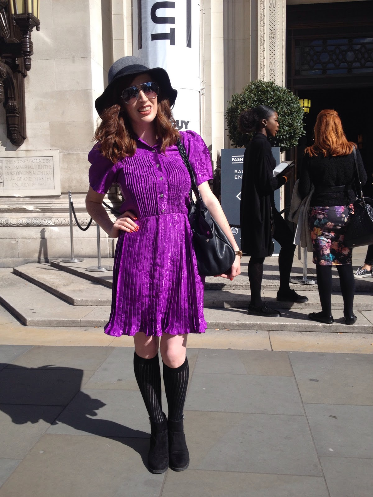 London Fashion Week Beginners Guide BecBoop