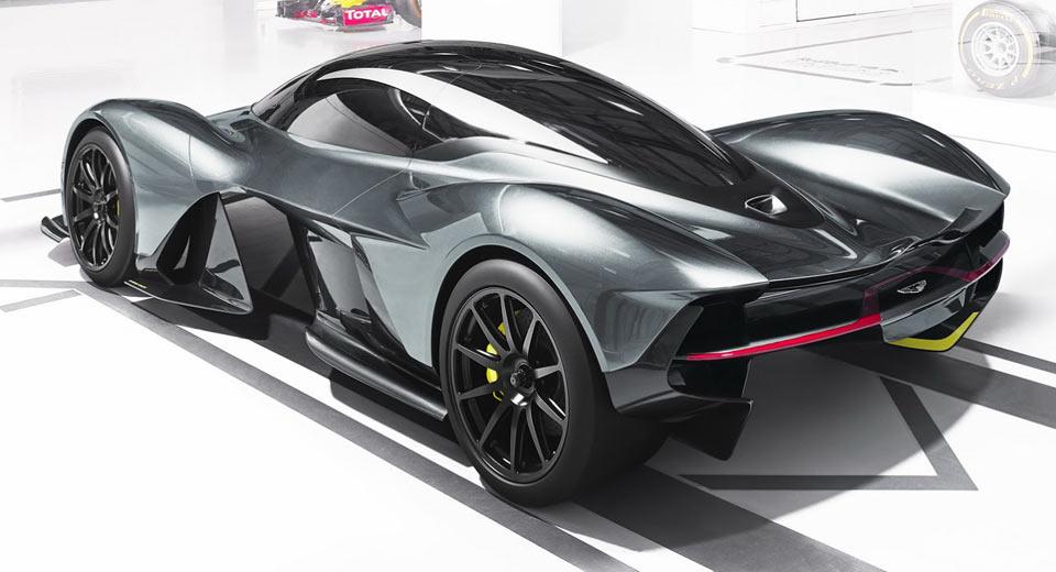 Aston Martin launches AMR sub-brand
