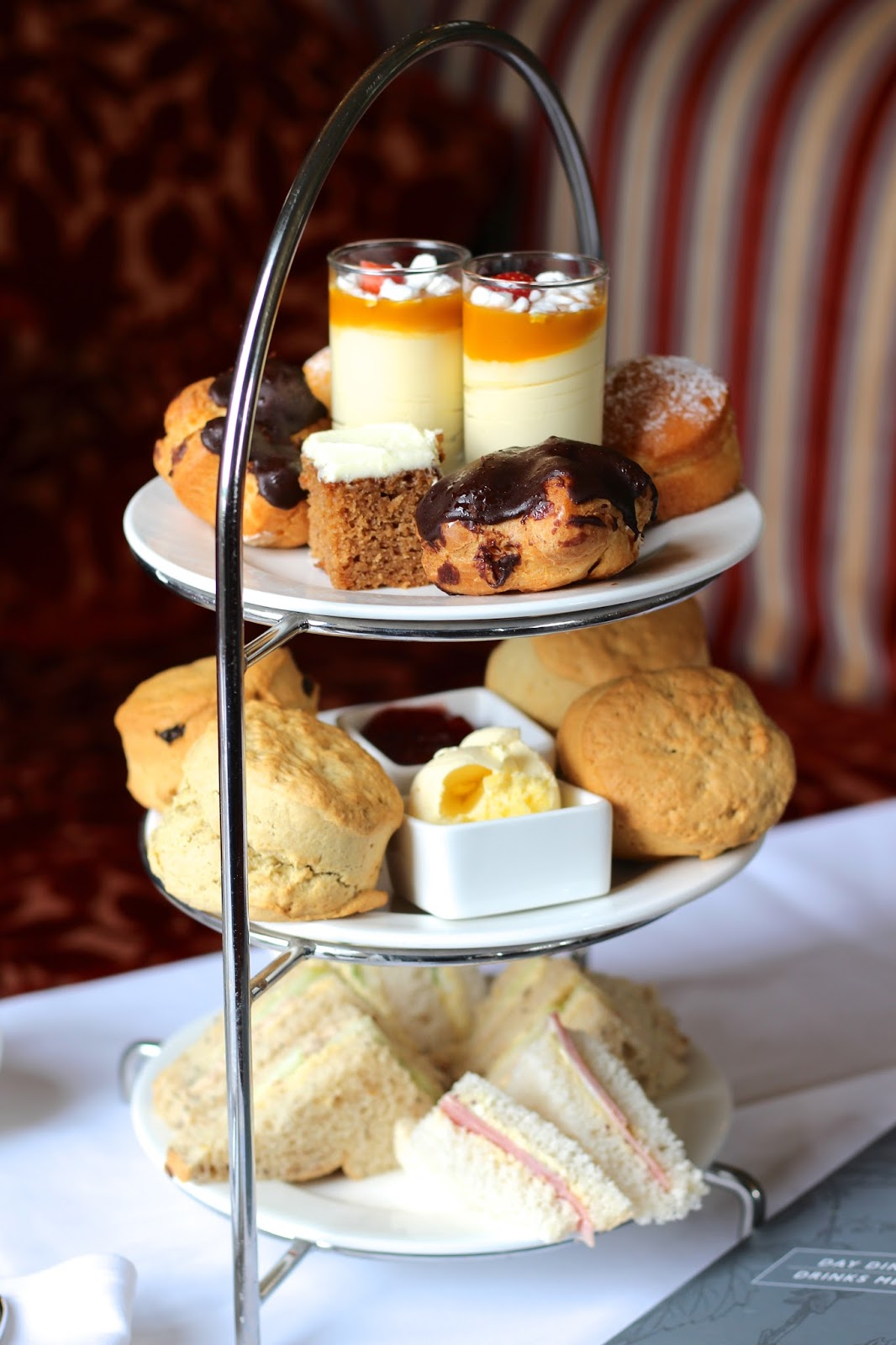 Luxury afternoon tea for two in the lake district